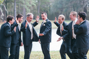 Guys Wedding ring fun
