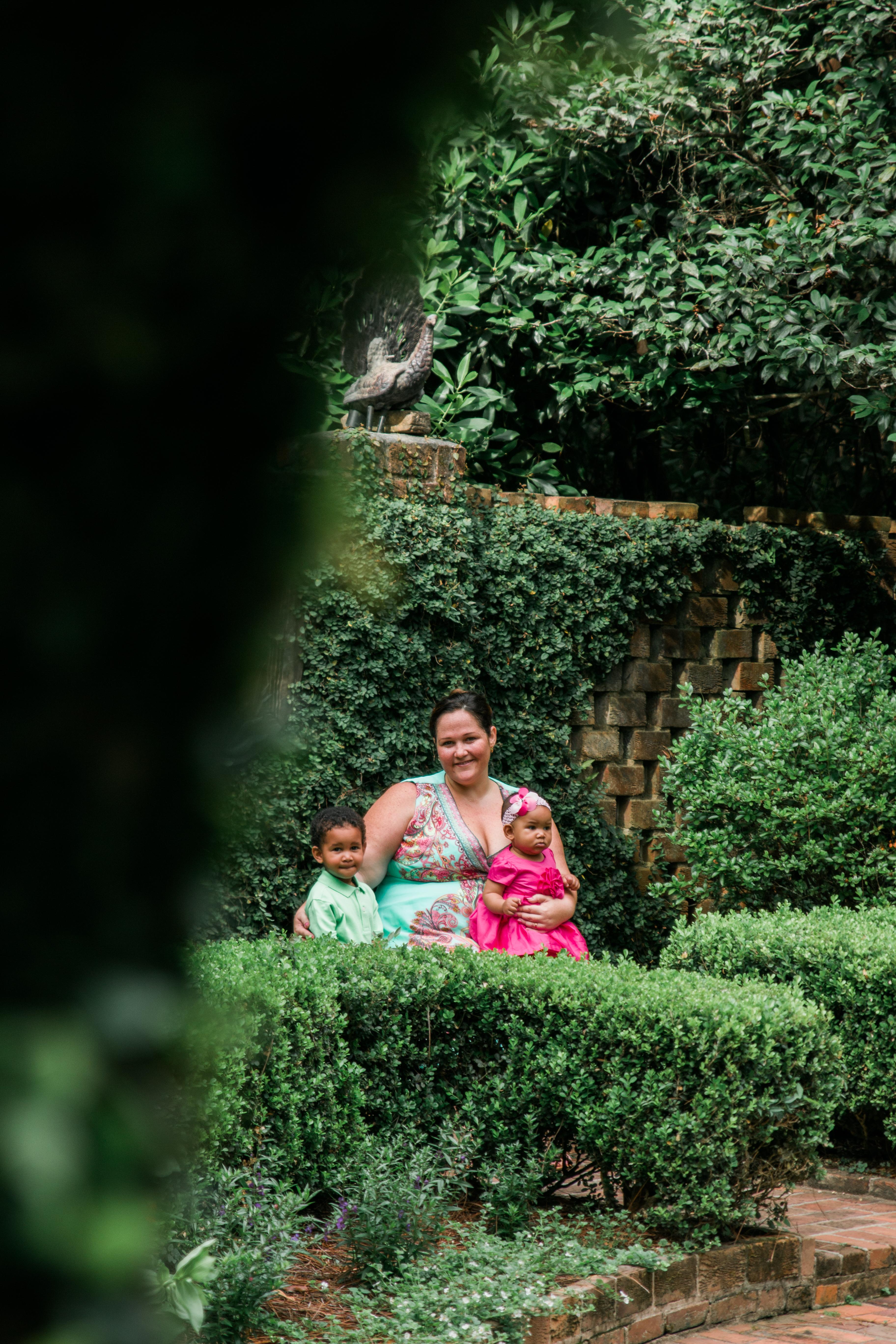 Catalytic Camera Maclay Gardens Family shoot