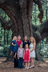 Tallahassee family photographer Lichgate