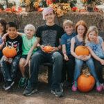 Tallahassee Photographer Pumpkin patch photos