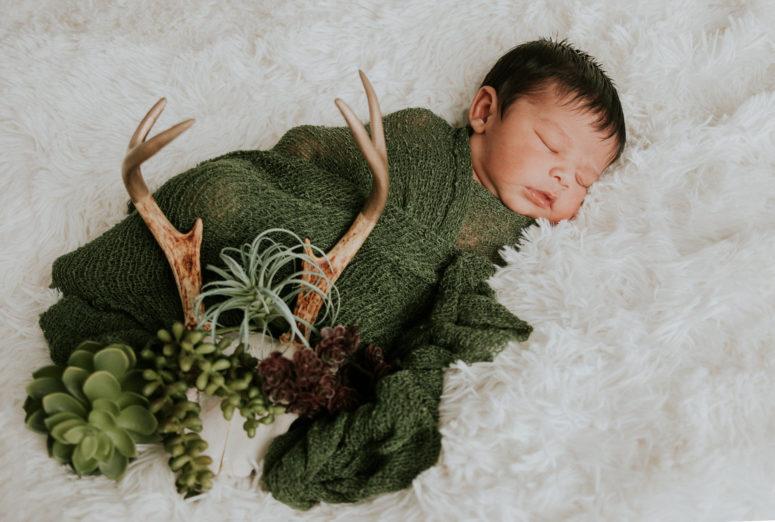 Catalytic Camera Newborn Photography In studio