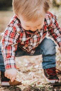 Maclay Gardens Family photographer little boy